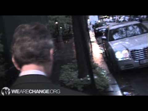 Tom Daschle Confronted on Anthrax Attack & Bilderberg