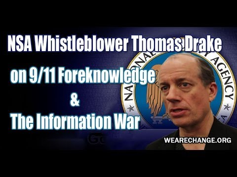 NSA Whistleblower on 911 Foreknowledge and The Information War