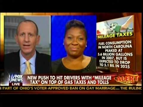 """New Push To Hit Drivers With """"Mileage Tax"""" On Top Of Taxes & Tolls"""