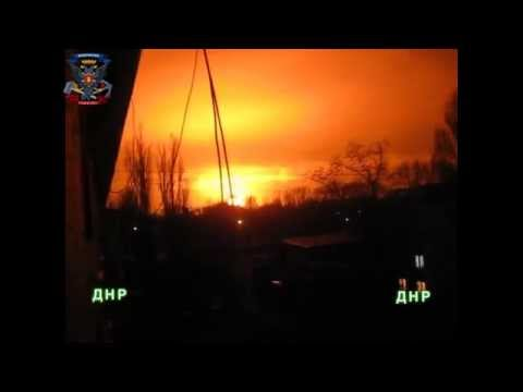 Huge Explosion In Ukraine Some Speculate Nuke: VIDEO