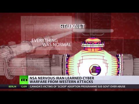 U.S. Fears Iran Has Learned Cyberwarfare From U.S. Virus