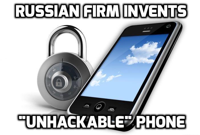 'Unhackable': Russian firm develops totally surveillance-proof smartphone