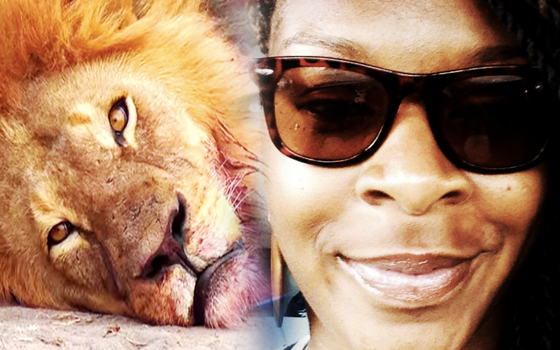 Why Is America Outraged For Cecil The Lion, But Not For Sandra Bland?