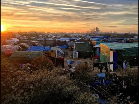 Welcome To The JUNGLE, The Largest Refugee Camp In Europe