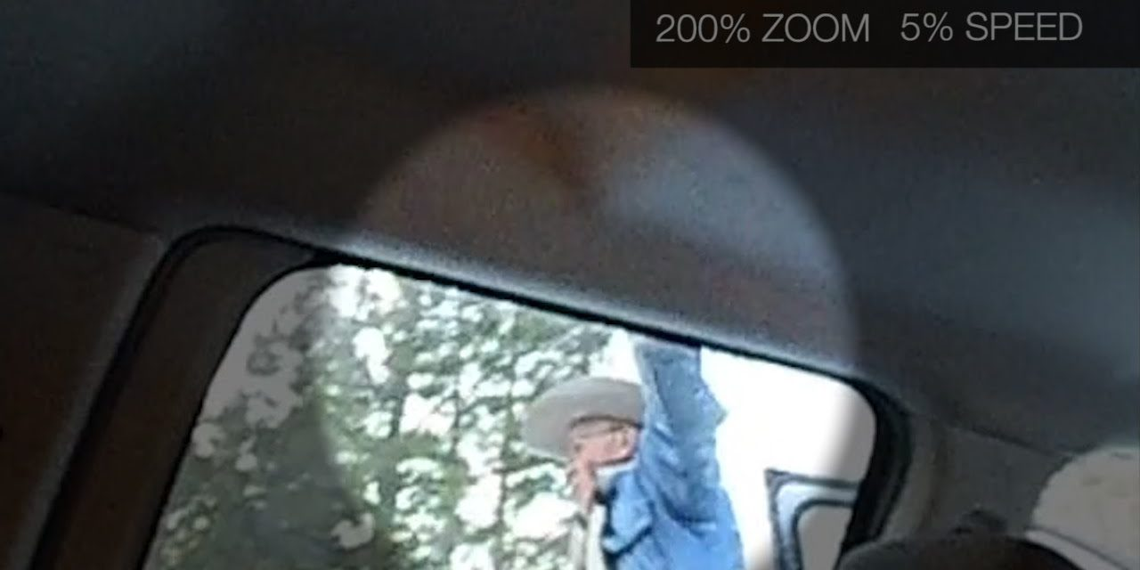 Slow-motion video shows LaVoy Finicum with hands up as bullets hit truck (VIDEO)