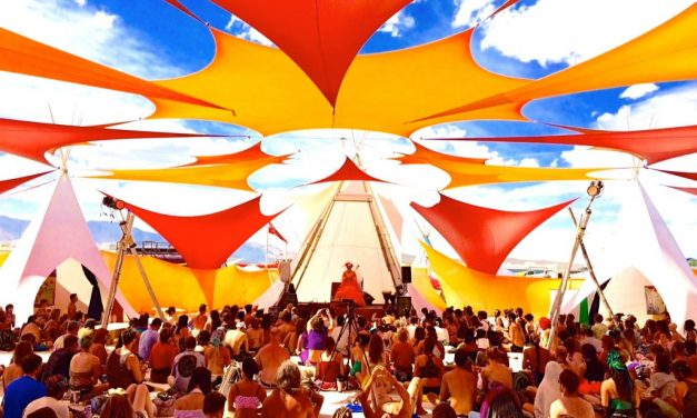 My Time in the Desert – A Human Experience at Burning Man