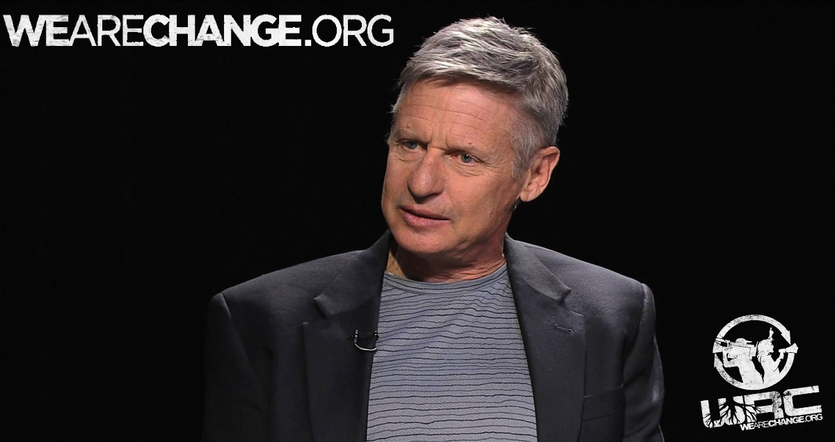 If Gary Johnson Can Win His Home State He Could Be Elected President