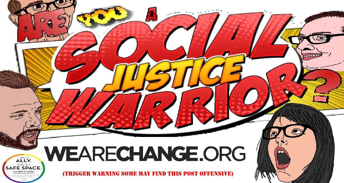 """[Quiz] """"Are You a Social Justice Warrior"""""""