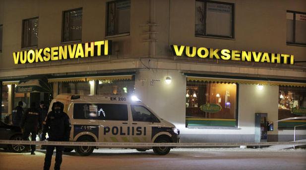 MOTIVE UNKNOWN: Gunmen Kills Two Journalist One Politician In Finland
