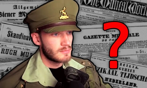 YouTube Community Rallies Around PewDiePie After Fake News Hit Job