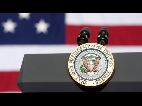 President Donald Trump Angela Merkel Joint Press Conference