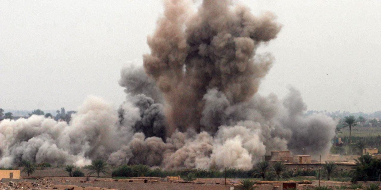 U.S. Airstrikes Killed 230 Civilians In Mosul Wednesday Night Alone