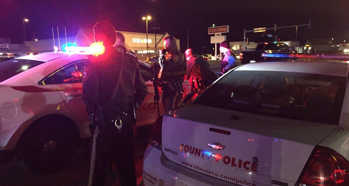 Gunfire Erupts At Ferguson Market, Multiple Arrests Made