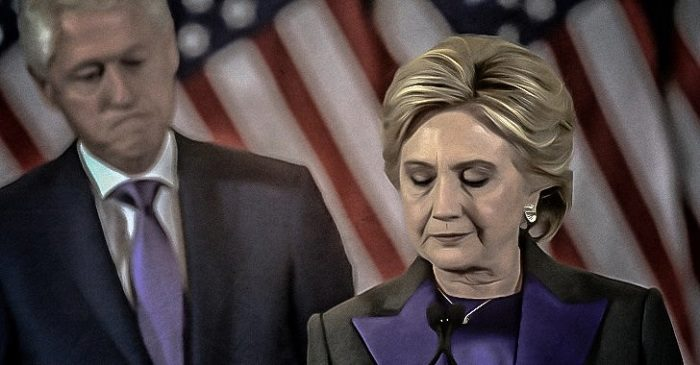 'Great Humanitarian': Clintons Release Statement Mourning David Rockefeller's Death