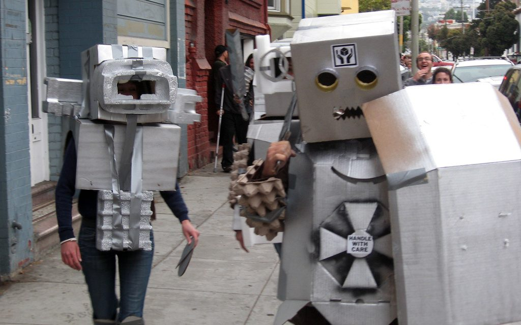 Roughly 48 Million Twitter Accounts Are Actually Fake Robots