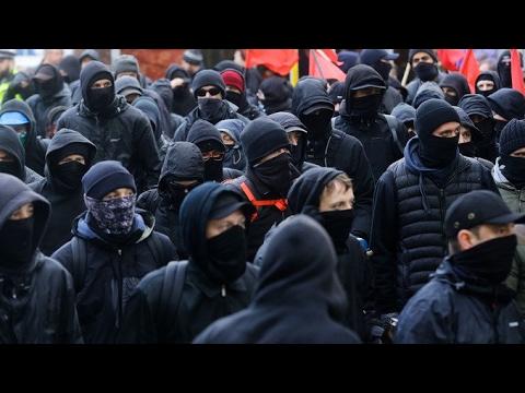 Luke Rudkowski At Chaotic UC Berkeley Free Speech Rally
