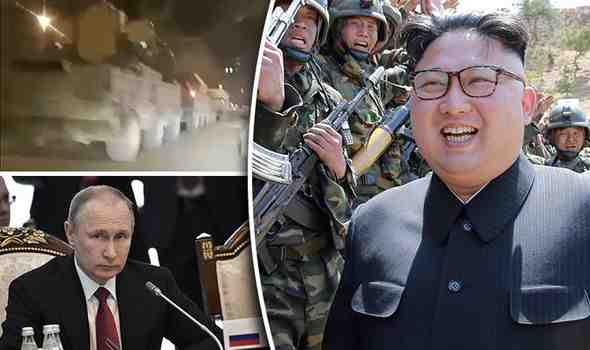 VIDEO: Russia Moves Anti-Aircraft Missiles To Border Of North Korea As Tension Heats Up