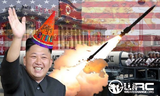 North Korean Birthday Celebration Video Shows Missiles Hitting U.S. Cities