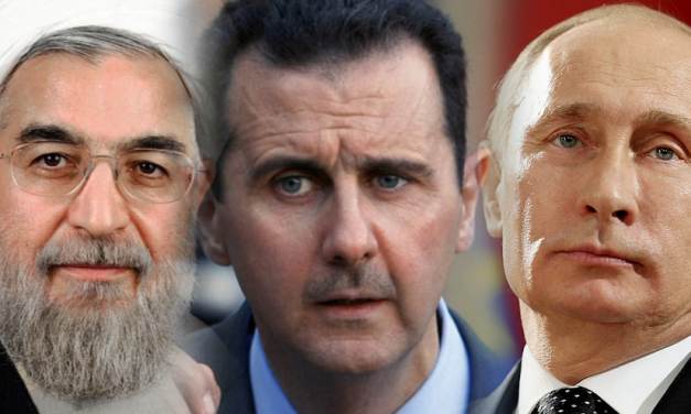 Russia and Iran Remind U.S. that Syria has Allies Who Will Respond with Force if Further Provoked