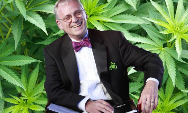 """Marijuana Has Gone Mainstream"" Proclaims Congressman Earl Blumenauer"