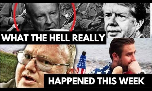VIDEO: Zbigniew Brzezinski's End, Kim Dotcom Bombshell: What the Hell Really Happened This Week