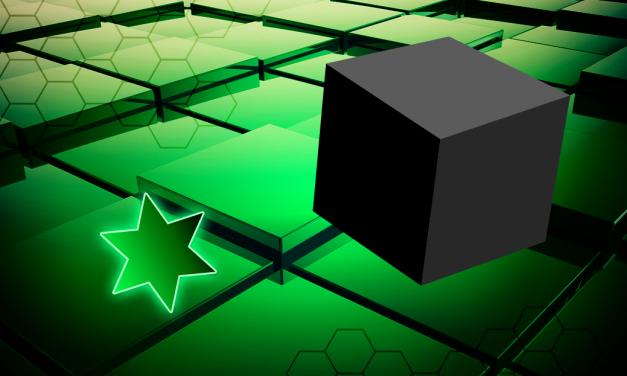 Black Cube: Saturn Occult Symbolism