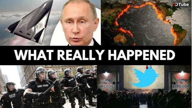 """Putin's New Hyper-sonic Toy, Important Big Brother """"Deep State"""" Update"""