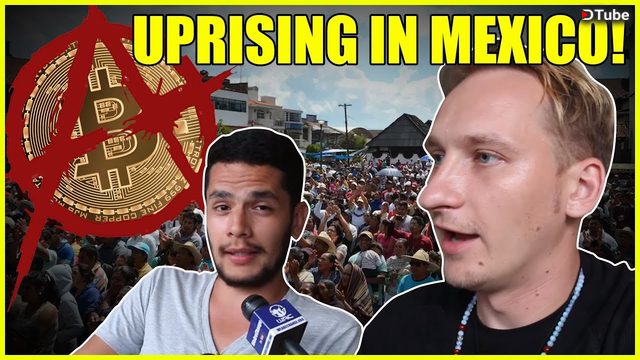 Anarchy Uprising In Mexico, A Success Story!