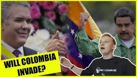 Colombia and Brazil will INVADE Venezuela?