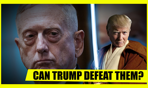 WRC Cast 29 – Can Trump Defeat The Deep State?