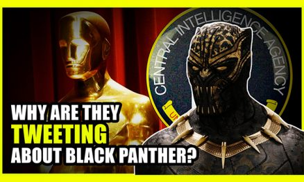 Why Is The Deep State Tweeting About Black Panther At The Oscars?