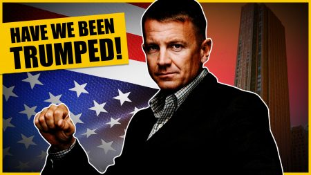 WRC Cast 40 – France, Venezuela, And Erik Prince! Is The Darkness Here?