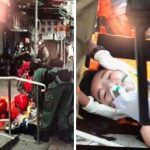 Hong Kong Protester Shot in Chest by Police During Major Clashes