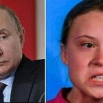 Putin Shames Greta Thunberg and Her Handlers Over Environmental Agenda