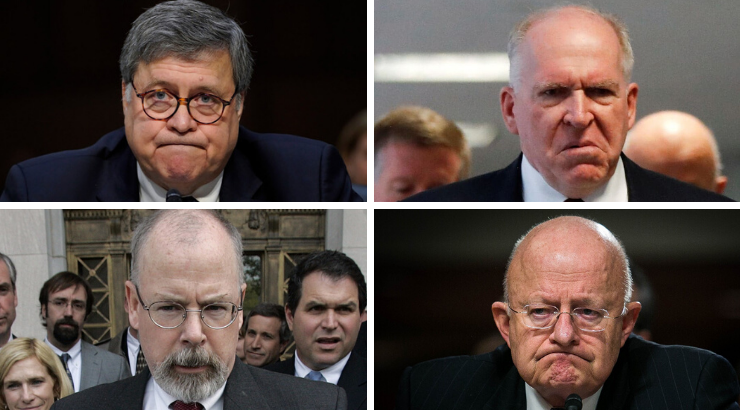 The DOJ's Russiagate Probe Just Turned Into a Criminal Investigation
