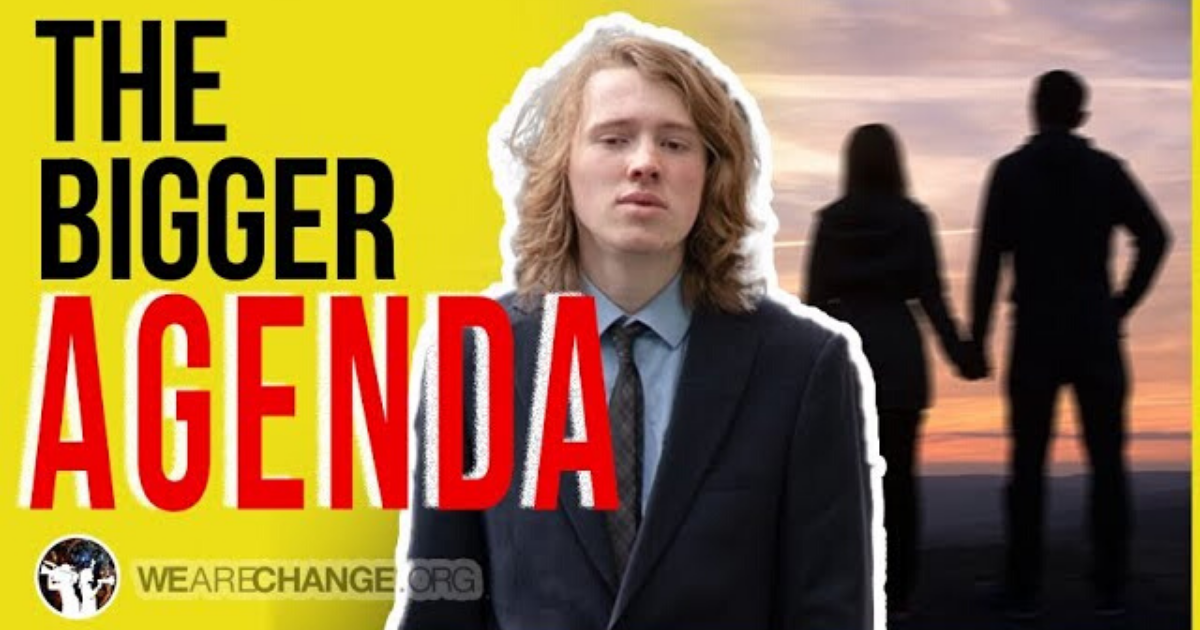 Shy Awkward Teen Convicted! What is the BIGGER AGENDA?