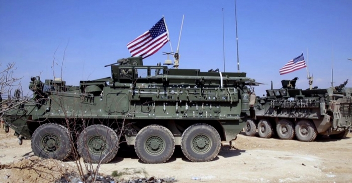 US Forces Move Back Into Syria After Temporary Withdrawal