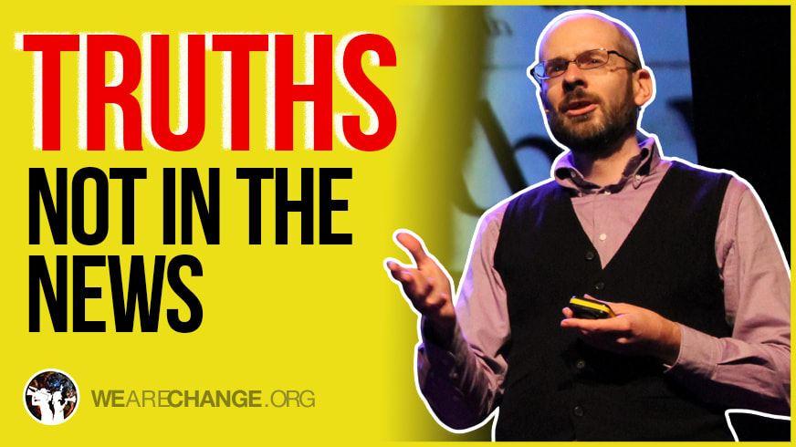 The Bigger Truths Beyond the News Headlines w/ James Corbett