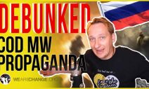 You Won't Believe How Bad the Propaganda in COD MW Is!!!
