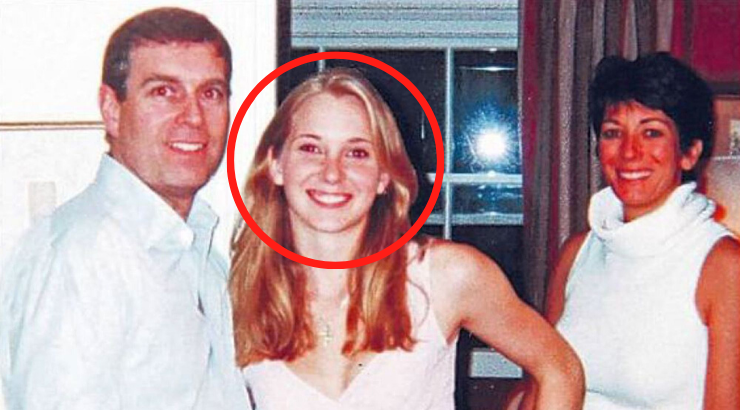 """Jeffrey Epstein Accuser Tells 60 Minutes """"Prince Andrew Should Go to Jail"""""""