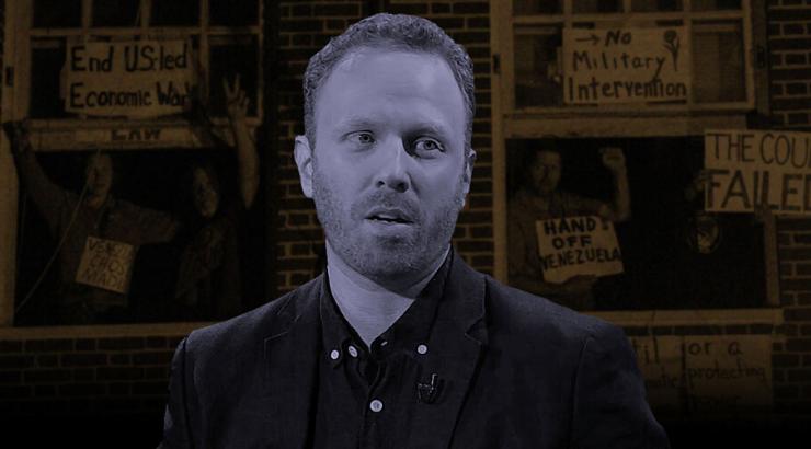 Arrest of Journalist Max Blumenthal Signals Major Escalation in War on Alternative Media
