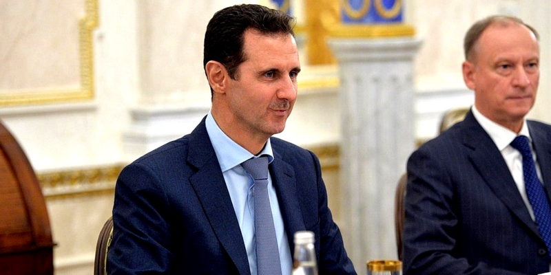 "Assad Goes Red Pill: Epstein, Bin Laden & Baghdadi ""Liquidated"" as ""They Knew Vital Secrets"""