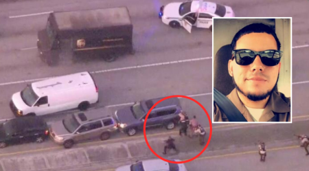 Innocent People Killed When Cops Use Civilians as Shields During UPS Truck Chase