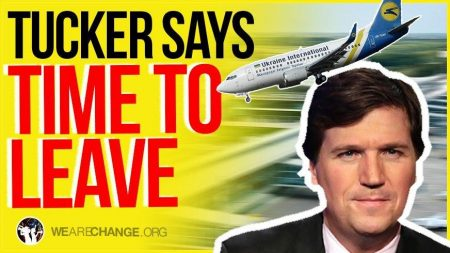 Did Fox News Host Tucker Carlson Save Us From War?! With This Important Info?