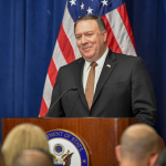 """Pompeo: Killing Foreign Generals Part of """"Bigger Strategy"""" Applying to China, Russia"""