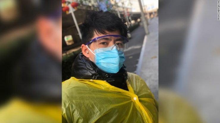 Journalist Goes Missing After Reporting About Coronavirus From Wuhan