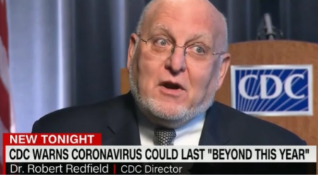 """It's Coming"": CDC Director Warns COVID-19 to Be Widespread Throughout US, ""Probably Beyond 2020"""