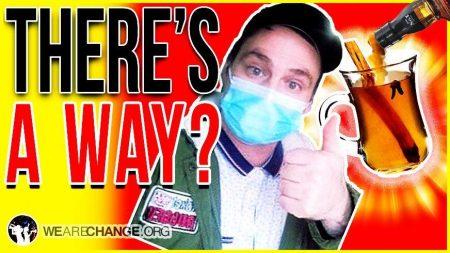 Briton Claims He Beat Coronavirus With Hot Toddy!!!
