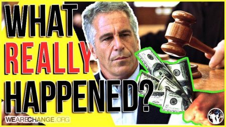 Is Jeffrey Epstein Still Alive??