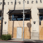 Retailers Prepare for Civil Unrest; Boarded-Up Stores Seen From SoHo to Beverly Hills